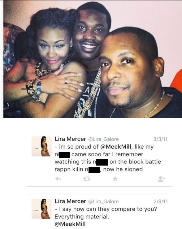 lira Galore tweet
