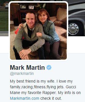 Mark Martin bio
