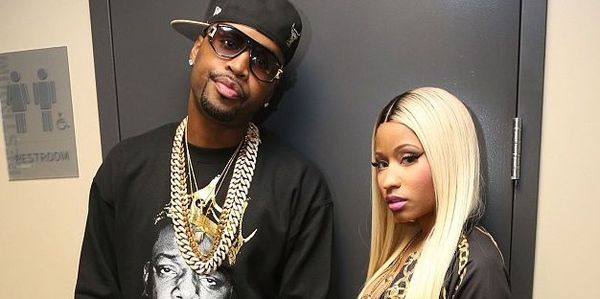 New Nicki Minaj Track Made Safaree Samuels Cry