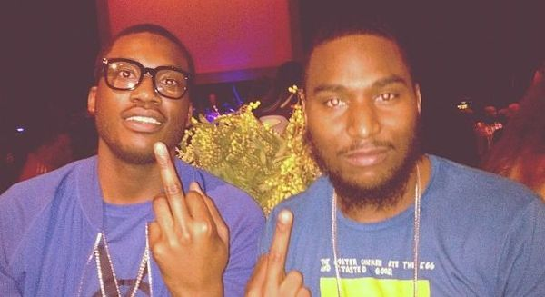 Dreamchaser's Omelly Threatens To Regulate After 50's Diss Of Meek Mill