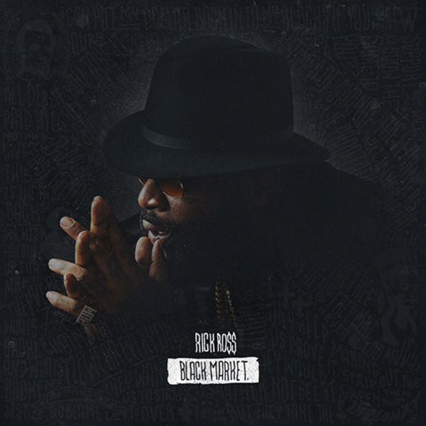 Listen to Rick Ross' 'Black Market' Album