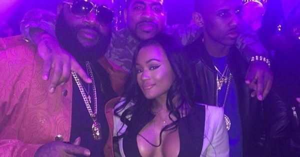 Rick Ross Reportedly Breaks It Off With Lira Galore