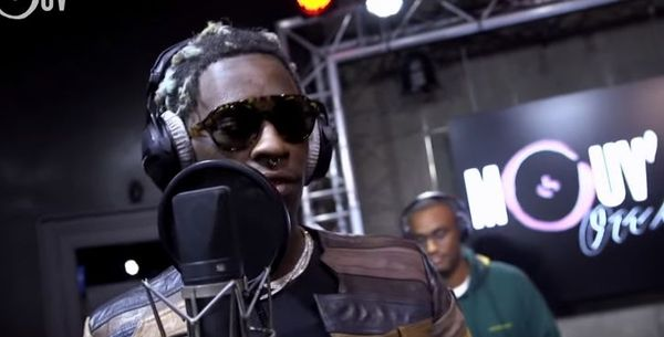 Did Young Thug Drop One Of The Worst Freestyles Ever While In France?