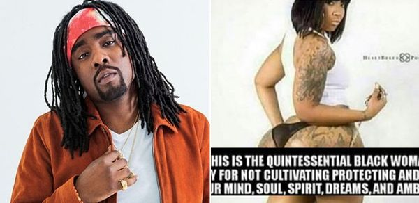 Wale Mocks Model's Big Butt; She Hits Him Back With Future