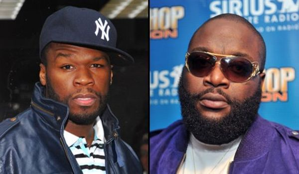 50 Cent Suing Rick Ross For Remixing His Song
