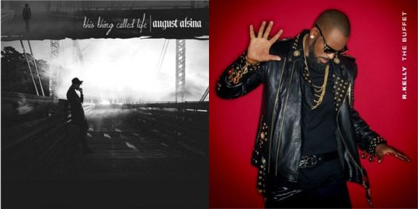 R. Kelly & August Alsina's First Week Projections