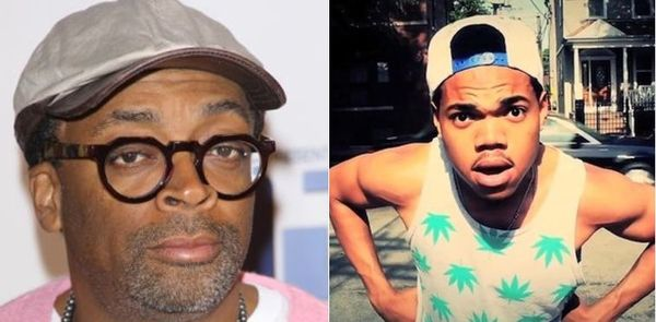 Chance The Rapper Goes After Spike Lee For 'Chi-Raq'