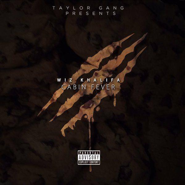 Wiz Khalifa's 'Cabin Fever 3' Cover & Track Listing
