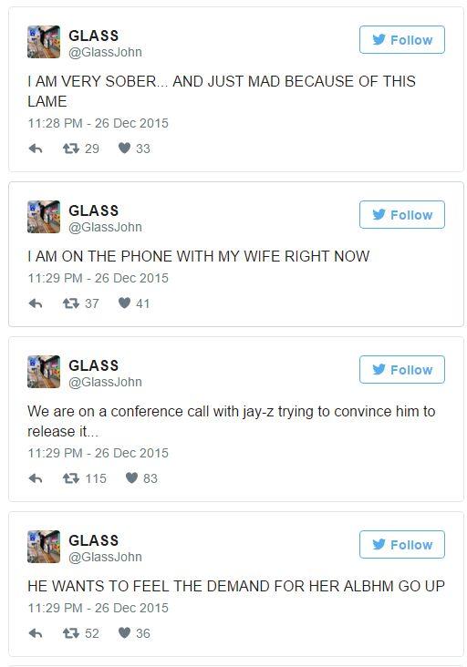 Glass tweet 5