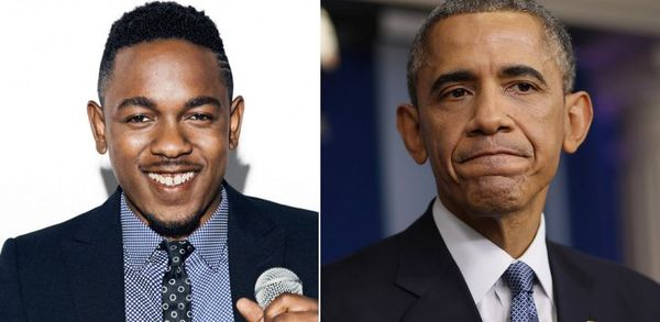 Kendrick Lamar Reacts To Obama Naming 'How Much A Dollar Cost' His Favorite Song