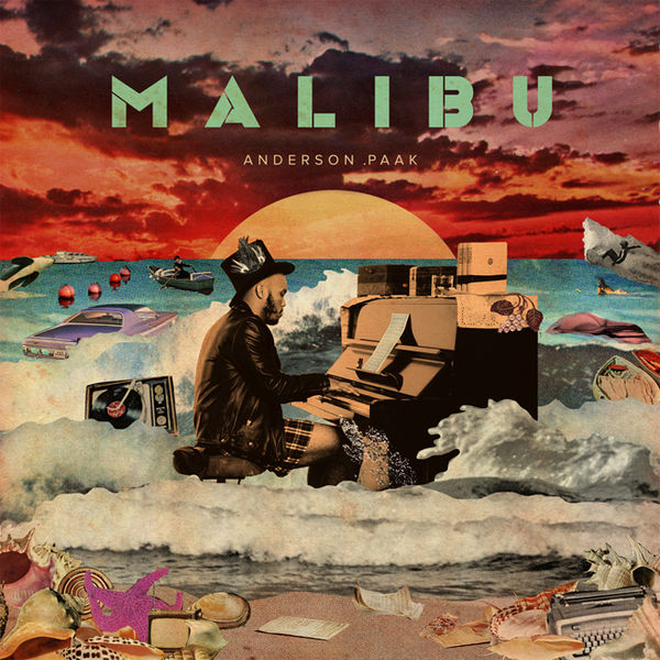 Anderson .Paak's 'Malibu' Has A Release Date & Cover Art