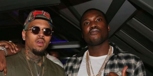 Chris Brown Defends Meek Mill And Rips 'The System'