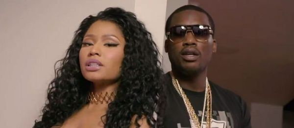 Nicki Minaj Throws Shot At Meek Mill?