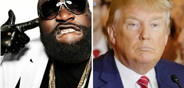 Was Rick Ross's Album Pulled From Walmart Because Of Donald Trump Line?