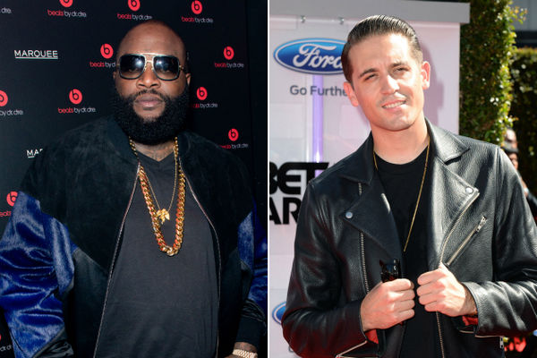 First Week Projections for G-Eazy, Rick Ross & Kid Cudi