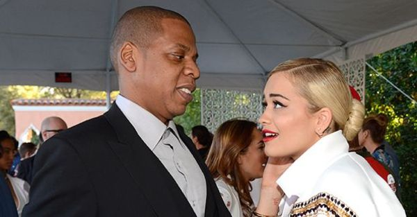 Rita Ora Sues Jay Z's Roc Nation