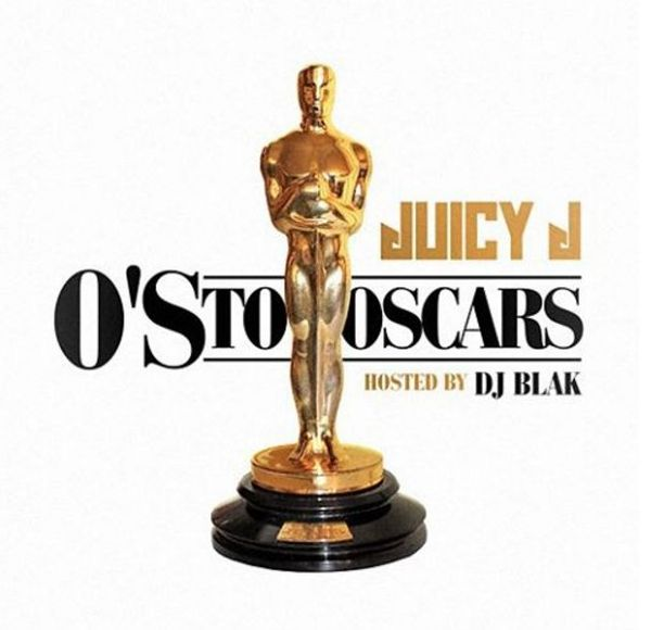 Juicy J's 'O's To Oscars' Cover & Track Listing