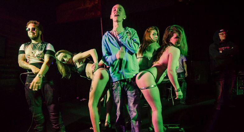 Slim Jesus Strip club