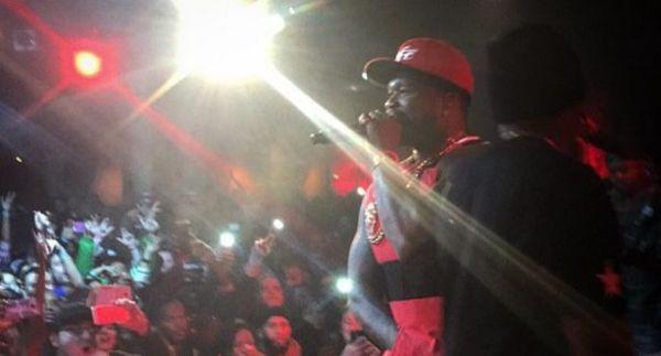 50 Cent Rips Meek Mill For Hiding Behind Nicki Minaj