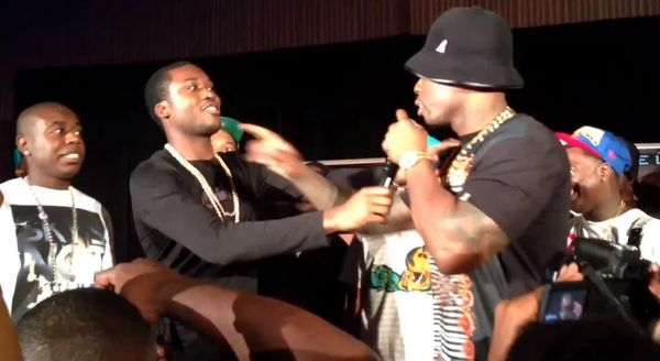 Meek Mill Is Going After 50 Cent, Too