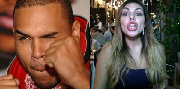 Woman Who Says Chris Brown Punched Her Has History Of Accusing Celebrities
