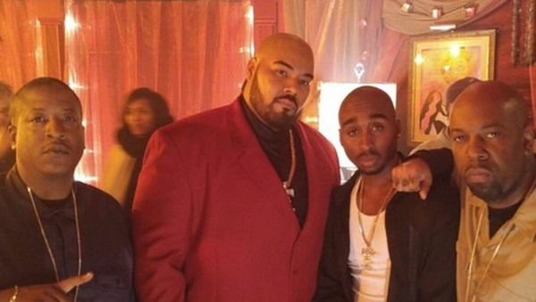 Check Out The Actor Playing Suge Knight In The Tupac Biopic