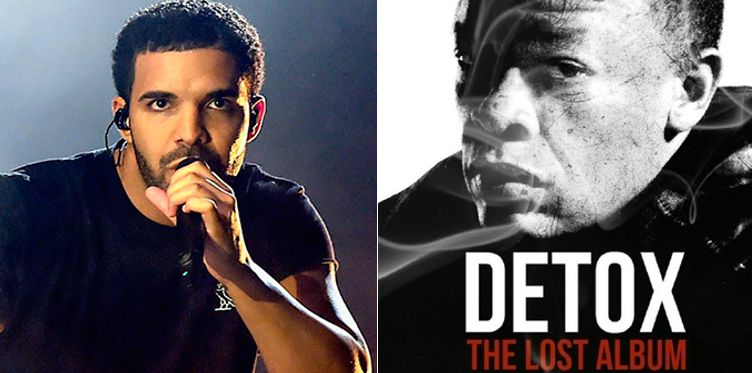 Drake Started His Career Writing For Dr. Dre At Aftermath
