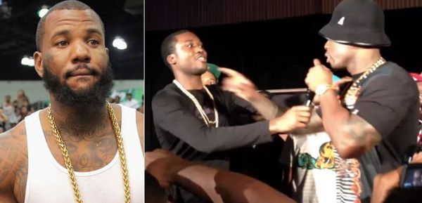 The Game Calls Out 50 Cent And Meek Mill For Being Keyboard Killas