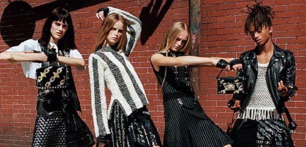 Jaden Smith, A Boy, Is The New Face Of Louis Vuitton Womenswear