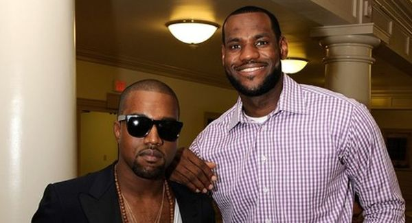 Kanye West Says LeBron James Should've Stayed In Cleveland