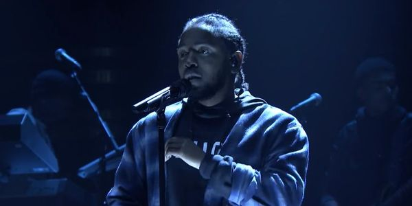 Kendrick Lamar Drops 'Untitled 2' On Jimmy Fallon