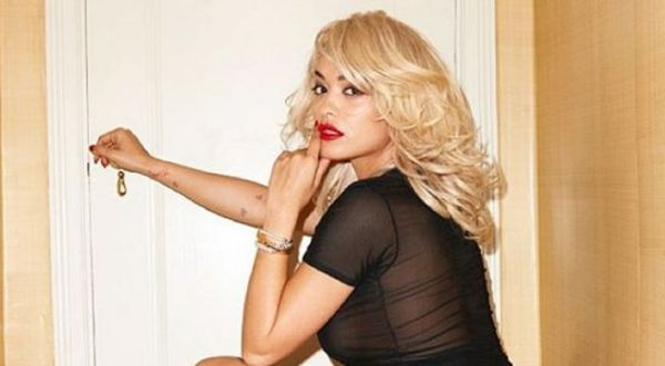Check Out More Topless Photos From Rita Ora's Lui Shoot