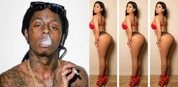 Lil Wayne Bought New Girl Big Ring