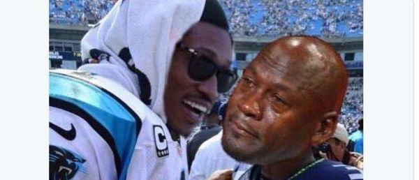 The Internet Bashes Russell Wilson With Future
