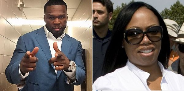 50 Cent's Baby Mama Fires Back After Fif Disowns Son
