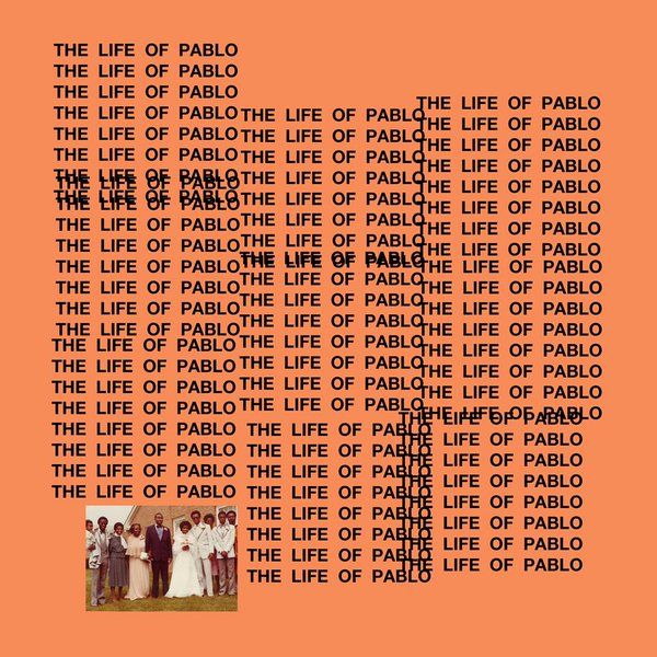 Kanye West Shares 'The Life Of Pablo' Album Cover