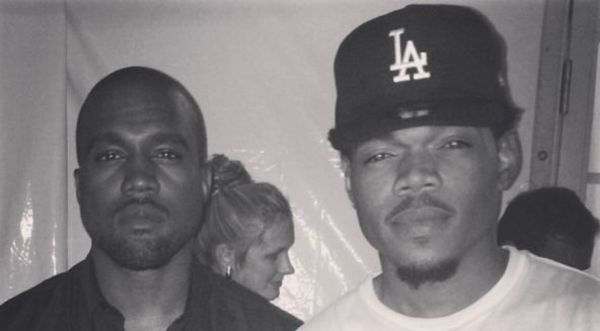 Kanye West Blames Chance The Rapper For 'T.L.O.P.' Delay