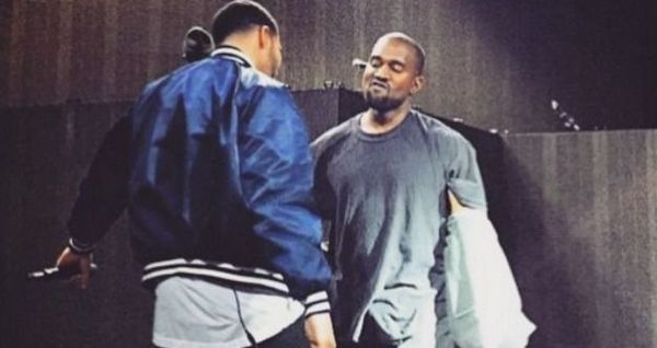 Kanye West Has Music With Drake & Future Coming Soon