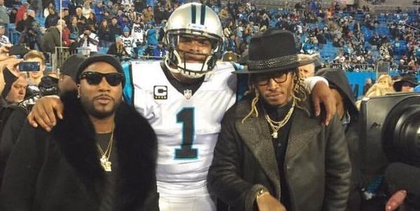 Future Narrates Cam Newton Beats By Dre Super Bowl Commercial