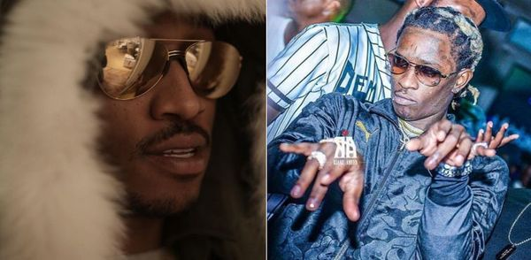 Is Young Thug Throwing More Shots at Future?