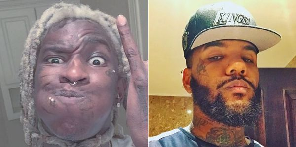 The Game Threatens To Beat Young Thug