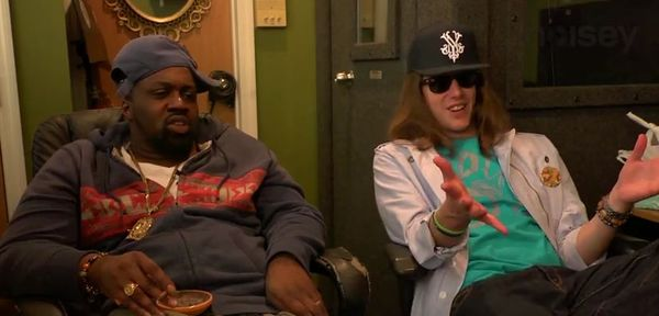 Smoke DZA & Harry Fraud Team Up For 'He Has Risen'