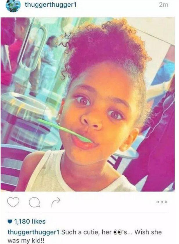 Thug daughter