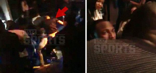 Video Of LeSean McCoy Fighting Off-Duty Cops Has Emerged