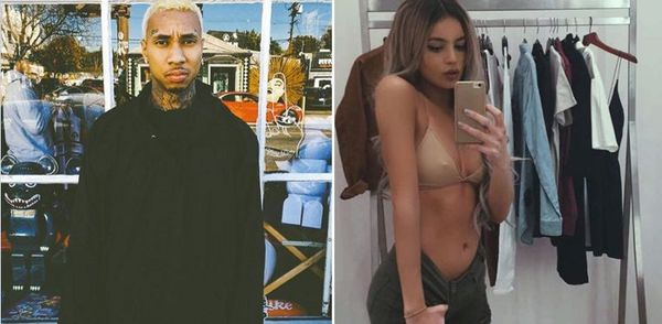 Tyga Caught Carrying On With Kylie Lookalike