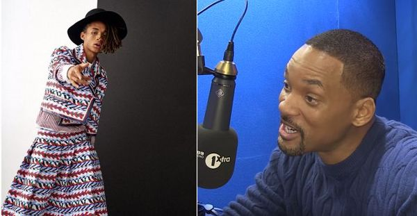 Will Smith Comments On Son Jaden Wearing Dresses