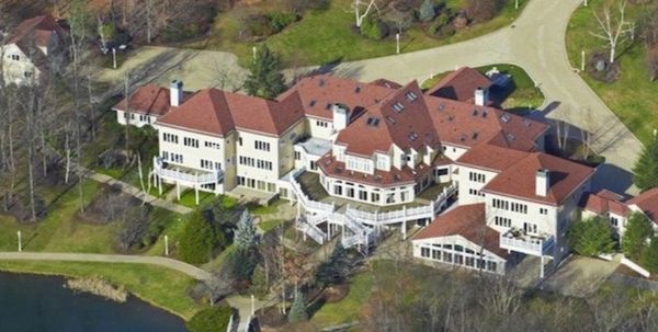 Police Swarm 50 Cent's Connecticut Mansion