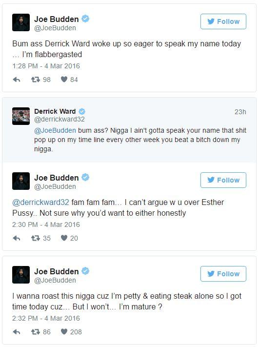 Budden tweet