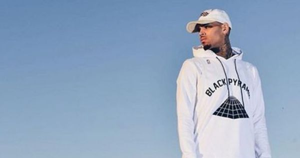 Chris Brown Blasts Fans Who Can't Afford $90 Black Pyramid Merch