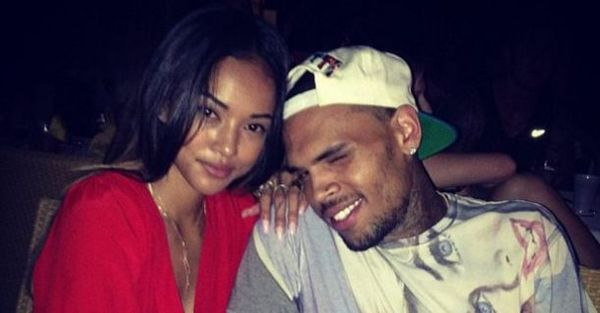 Chris Brown And Karreuche Are Taking Shots At Each Other